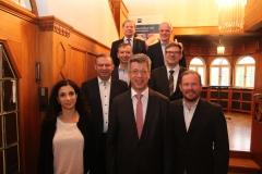 1. Parlamentarischen Frühstück Neckar-Alb der IHK Reutlingen